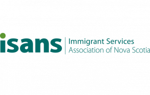 Immigration Services Association of Nova Scotia Logo