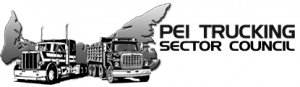 PEI Trucking Sector Council Logo