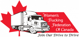 Women's Trucking Federation of Canada Logo