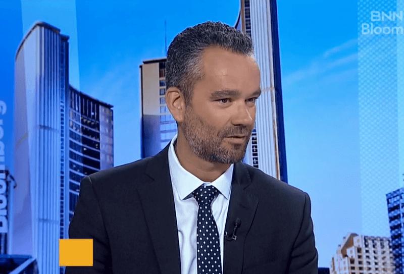 Pedro Barata in BNN Bloomberg.