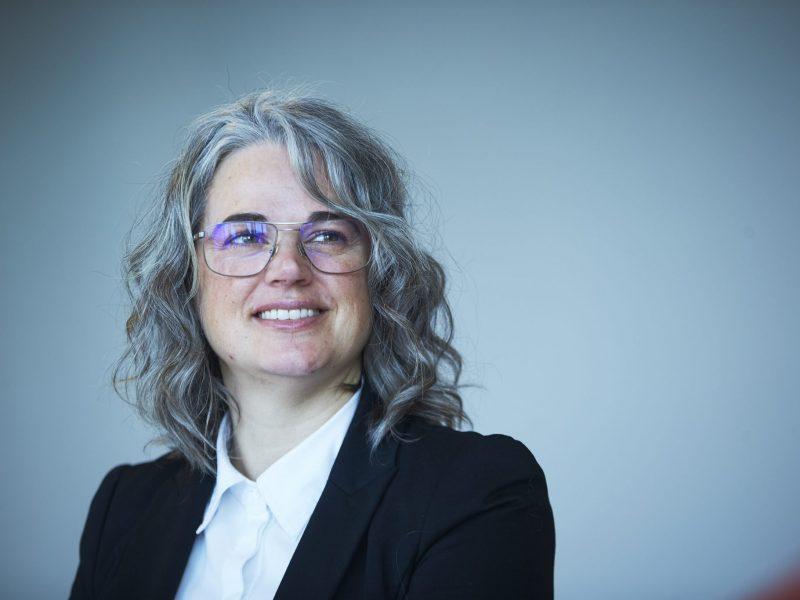 Shona Clarke in Calgary, Alberta