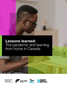 Cover page - Lessons Learned Report - EN