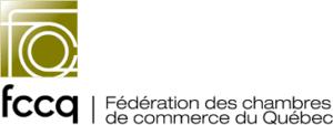 Fédération des chambres de commerce du Québec logo