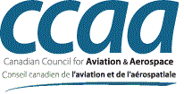 canadian council for aviation aerospace logo