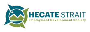 hecate strait employment development society logo