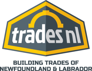 Trades NL-Building Trades of Newfoundland & Labraodor Logo